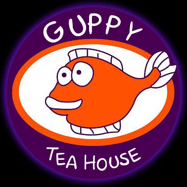 Guppy_logo_purple_light. Guppy House Anaheim Hills