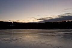 Angen (yaarus) Tags: lake ice nature water meer sweden skating natuur ijs zweden värmland ängen angen