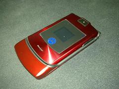 Motorola V3i Maroon 1