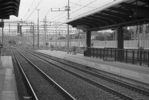 Firenze Campo Di Marte Train Station