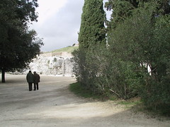 Approach to the Greek Theater