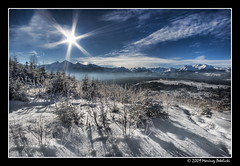 Belianske Tatras (Mariusz Petelicki) Tags: winter sky sun snow zima hdr tatry soce canonefs1022mm niebo 3xp jurgw snieg canon400d tatrybielskie hawra mariuszpetelicki vosplusbellesphotos grawierchw belianskietatras