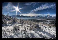 Belianske Tatras (Mariusz Petelicki) Tags: winter sky sun snow zima hdr tatry słońce canonefs1022mm niebo 3xp jurgów snieg canon400d tatrybielskie hawrań mariuszpetelicki vosplusbellesphotos górawierchów belianskietatras