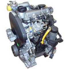 VW TDI ALH engine