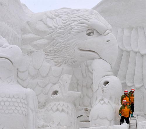 figuras de hielo y nieve :) 3271960941_e72fca793f_o