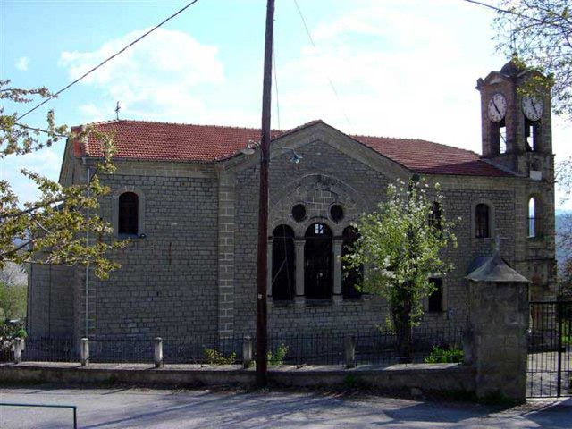 Δυτική Μακεδονία - Κοζάνη - Δήμος Τσοτιλίου Aγιος Δημήτριος, Κορυφή