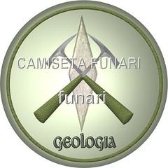simbolo logo geologia martelo urano desenho