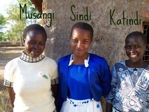 Musangi, Sindi, Katindi - orphans in Kitui, Kenya