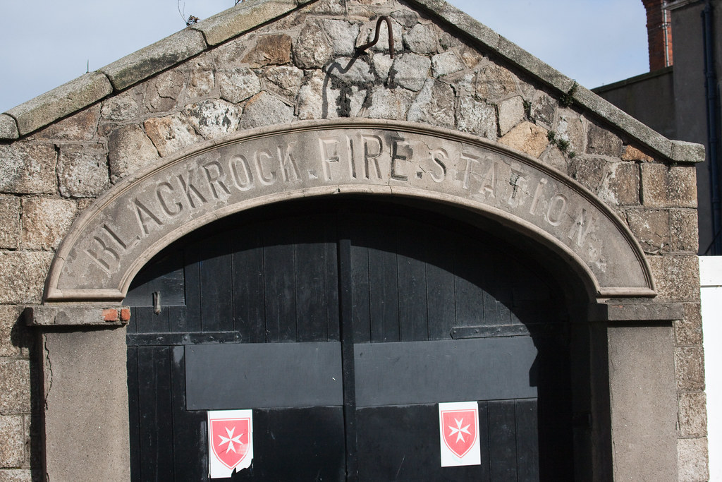 Old Fire Station - Blackrock