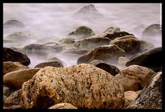 Rocas (maxglez) Tags: sunset sea canon atardecer mar stones mediterrneo piedras costablanca jvea xbia 50d labarraca maximilianogonzlez maxglez 18200is