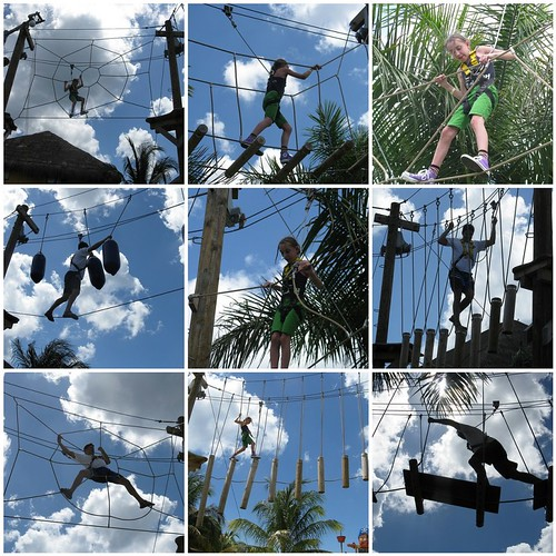 High Ropes Course 2009