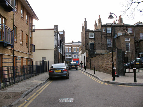 Comical gobbledegook about Factory Lane and other streets
