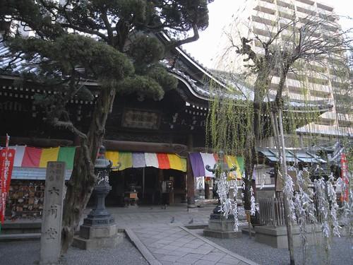 頂法寺(六角堂)@京都