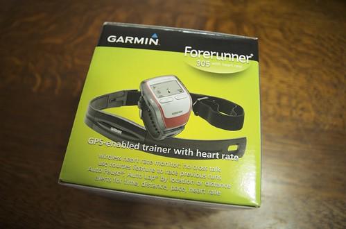 GARMIN Forerunner 305