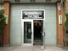 PBSTF NYPD Brooklyn South Task Force Police Station, Prospect Park, New York City (jag9889) Tags: county city nyc blue house ny newyork building station architecture brooklyn south prospectpark police nypd company kings borough department lawenforcement finest precinct taskforce firstresponders newyorkcitypolicedepartment brooklynsouth bstf