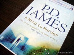 22 mar 09 A Mind To Murder by P D James (black_coffee_blue_jeans) Tags: mystery reading james book reader d review books bookshelf hobby read shelf cover murder p covers bookcover hobbies bookshelves shelves murdermystery bookcovers reviews suspense pdjames bookreview whodunnit bookreviews bookslibroslivros amindtomurder