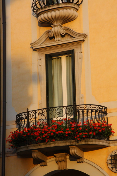 Window in Padova