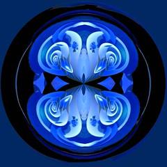 Deep Dark Secrets (freetoglow (Gloria)) Tags: fractal visualart incendia eyecandyart photoartwork krazeekool sharingart colourmania amazingeyecatcher