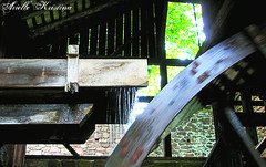 Water Wheel | Hopewell's Furnace (*Arielle*) Tags: water wheel furnace hopewell heritage2011