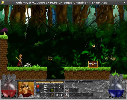 Ardentryst gameplay