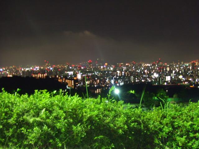 広島 竜王公園 夜景5