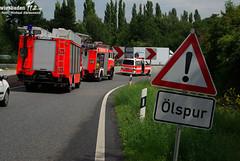 Ausgelaufener Diesel A66 Erbenheim 23.07.09