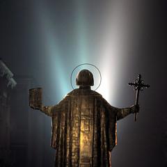 The Saint Sava (maks74) Tags: light color nikon cross nightshot spirit serbia religion belgrade orthodoxchristian saintsava abigfave flickraward theunforgettablepictures platinumbestshot