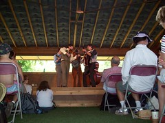 Packway Handle Band at RockyGrass 2009