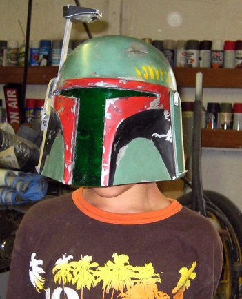 Baby Fett fitted