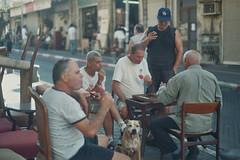 (mariekiewegenanntknig) Tags: ice am jerusalem eis backgammon stiel