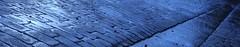 SLIPERY SLOPE _ 1 (ross_macbean) Tags: blue cobblestone slippery slope
