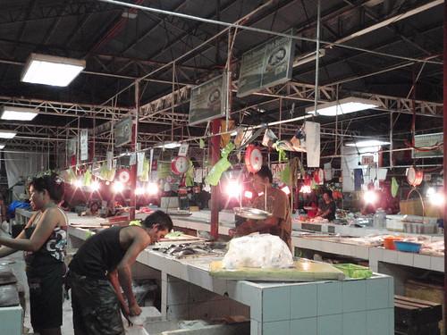 你拍攝的 【μ8000】海鮮市場。