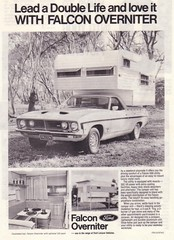 Ford XB Falcon GS Overniter Camper Ute Ad (Five Starr Photos ( Aussiefordadverts)) Tags: ford ute falcon camper gs xb overniter