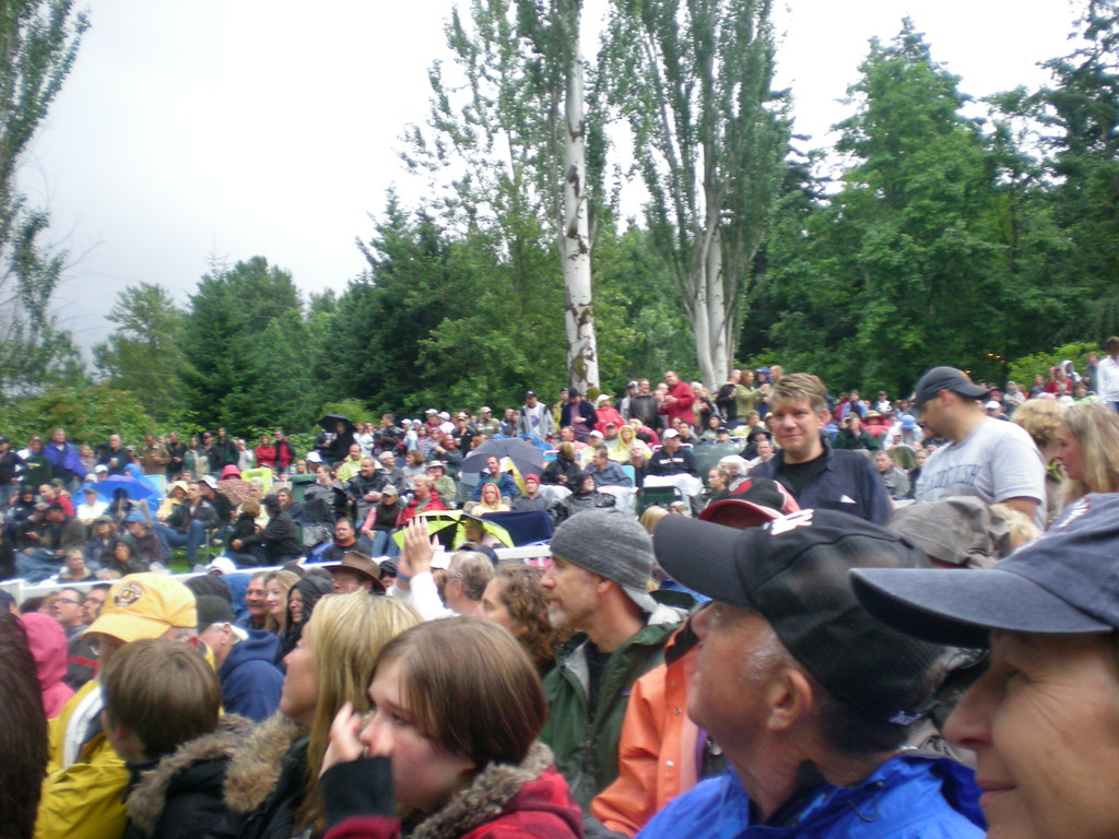 Steve Miller concert at Edgefield 2009