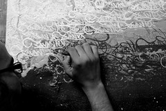 Studio (marciomfr) Tags: world brazil colors painting photography arte rabiscos tag tags 420 calligraphy pernambuco pintura indio nordeste tipography petrolina riscos xavante mfr izolag studiotela marciofr