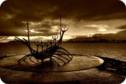 Sólfarið  - The Sun Voyager