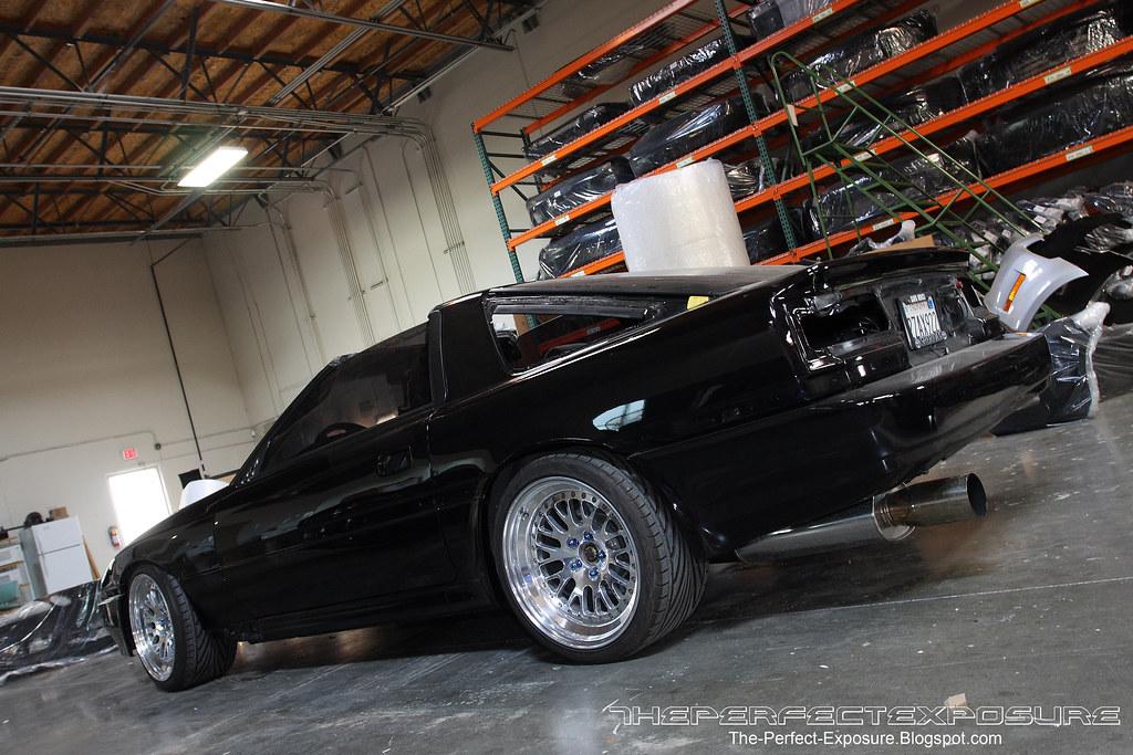 Black Cherry Car Paint: Sick MKIII W/ CCW Wheels, 1JZ, And Black Cherry Paint