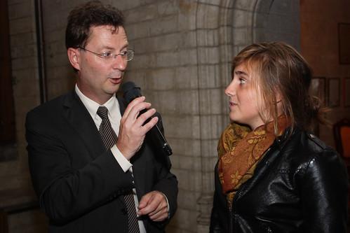Feestelijke opening kermis Leuven