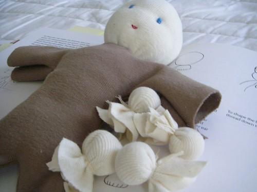 handwork - doll