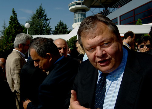 Evangelos Venizelos by Teacher Dude's BBQ
