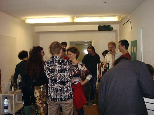 Eröffnung bei Don't Miss Eschersheimer Landstraße 63. Mai 2002