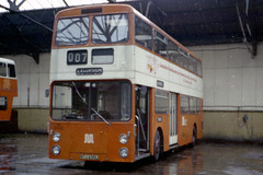 Lancashire United 2402 RTJ430L (Zippy's Revenge) Tags: bus transport depot jumbo daimler fleetline atherton lut greatermanchester northerncounties lancashireunited ncme
