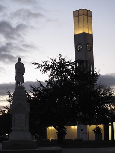 Palmerston North, The Square