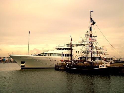 Samar Super Yacht Antwerp