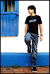 Fernando (Kevin Vásquez) Tags: boy portrait rio familia del san retrato adolescente venezuela pedro primo andres familiar tachira muchacho
