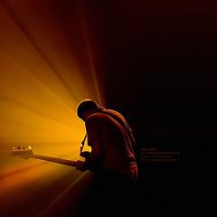 { The Chap } (graphistolage) Tags: david france composition concert live bistro septembre 2009 astrolabe orlans basse scne phonique tourne barathon graphistolage antirouille jubert bistrophonique absoluterouge