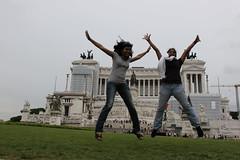 IMG_0956 (Vivek Maswadkar) Tags: trip italy rome canon vivek aruna 500d pissa