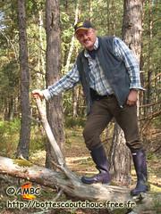 """En bottes HUNTER """"aubergine"""" (pascal en bottes) Tags: boots goma rubber hunter pascal wellies gummistiefel bottes botas gumboots gomma caoutchouc stivali gummistövlar botteux"""