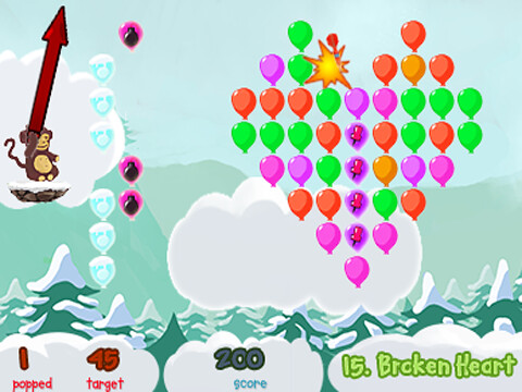 Hands-on-Mobile Bloons