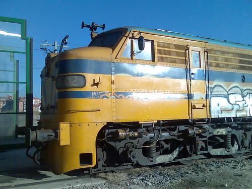 Alco Diesel Locomotive
